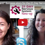 Irene Lyon's 21 Day Nervous System Tune-Up {Video Review}